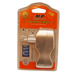 Зарядное устройство MP 818 сетевое (зарядка 4 шт. x AA/AAA)