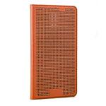 Чехол Yotrix DotCase Flip для Samsung Galaxy S5 SM-G900 (бронзовый, кожаный)