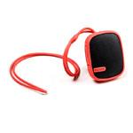 Портативная колонка Remax Music Box mini (красная, беспроводная, моно)