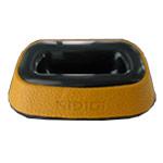 Dock-станция KiDiGi Elegant Cradle для Apple iPhone 4/4S (коричневая)