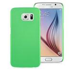 Чехол Yotrix HardCase для Samsung Galaxy S6 SM-G920 (зеленый, пластиковый)