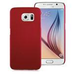 Чехол Yotrix HardCase для Samsung Galaxy S6 SM-G920 (красный, пластиковый)