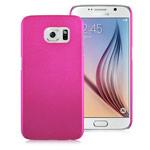 Чехол Yotrix HardCase для Samsung Galaxy S6 SM-G920 (малиновый, пластиковый)