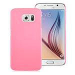 Чехол Yotrix HardCase для Samsung Galaxy S6 SM-G920 (розовый, пластиковый)