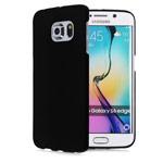 Чехол Yotrix HardCase для Samsung Galaxy S6 edge SM-G925 (черный, пластиковый)