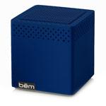 Портативная колонка bem wireless Mini Mobile (синяя, беспроводная, моно)