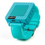 Портативная колонка bem wireless Speaker Band (голубая, беспроводная, моно)