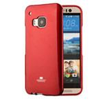 Чехол Mercury Goospery Jelly Case для HTC One M9 (красный, гелевый)