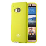 Чехол Mercury Goospery Jelly Case для HTC One M9 (зеленый, гелевый)