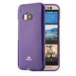Чехол Mercury Goospery Jelly Case для HTC One M9 (фиолетовый, гелевый)