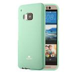 Чехол Mercury Goospery Jelly Case для HTC One M9 (бирюзовый, гелевый)