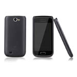 Чехол Nillkin Soft case для Samsung Galaxy W i8150  (Wonder) (черный)