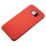 Чехол G-Case Noble Series для Samsung Galaxy S6 edge SM-G925 (красный, кожаный)