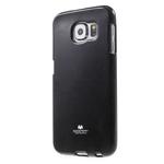 Чехол Mercury Goospery Jelly Case для Samsung Galaxy S6 SM-G920 (черный, гелевый)