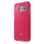 Чехол Mercury Goospery Jelly Case для Samsung Galaxy S6 SM-G920 (малиновый, гелевый)