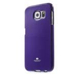 Чехол Mercury Goospery Jelly Case для Samsung Galaxy S6 SM-G920 (фиолетовый, гелевый)