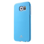 Чехол Mercury Goospery Jelly Case для Samsung Galaxy S6 SM-G920 (голубой, гелевый)