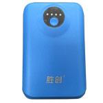 Внешняя батарея Golf Power Bank универсальная (7200 mAh, синяя)