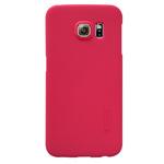 Чехол Nillkin Hard case для Samsung Galaxy S6 edge SM-G925 (красный, пластиковый)