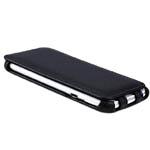Чехол YooBao Slim leather case для HTC Sensation X315e (кожанный, черный)