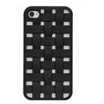 Чехол X-doria Engage Case для Apple iPhone 4/4S (черный)
