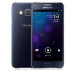 Чехол Yotrix UltrathinCase для Samsung Galaxy A3 SM-A300 (прозрачный, гелевый)