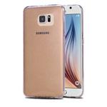 Чехол Yotrix UltrathinCase для Samsung Galaxy S6 SM-G920 (серый, гелевый)