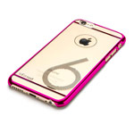 Чехол RGBMIX X-Fitted Icon Pro Six для Apple iPhone 6 (розовый, пластиковый)