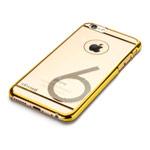 Чехол RGBMIX X-Fitted Icon Pro Six для Apple iPhone 6 (золотистый, пластиковый)