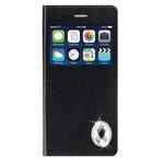 Чехол RGBMIX X-Fitted Heart of Ocean для Apple iPhone 6 (черный, кожаный)