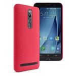 Чехол Yotrix HardCase для Asus ZenFone 2 ZE550ML (красный, пластиковый)