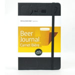 Записная книжка Moleskine Passions Beer Journal (210x130 мм, чарная, 240 страниц)