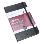 Записная книжка Moleskine Passions Wine Journal (210x130 мм, чарная, 240 страниц)
