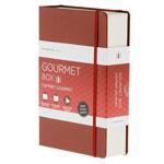 Подарочный набор Moleskine Passions Gourmet Box (2 ежедневника, бумага для записок)