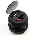 Портативная колонка X-Mini 1.1 Capsule Speaker (моно) (черная)