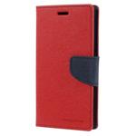 Чехол Mercury Goospery Fancy Diary Case для Sony Xperia Z4 (Z3 plus) (красный, винилискожа)
