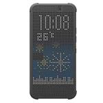 Чехол Yotrix DotCase для HTC One M9 (серый, пластиковый)
