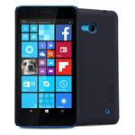 Чехол Nillkin Hard case для Microsoft Lumia 640 (черный, пластиковый)