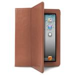 Чехол X-doria Dash Folio Leather case для Apple iPad 2/New iPad (коричневый, кожанный)