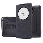 Чехол Nillkin Sparkle Leather Case для LG Magna H502f (темно-серый, винилискожа)