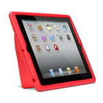 Чехол-подставка X-doria Widge для Apple iPad 2/New iPad (красный)