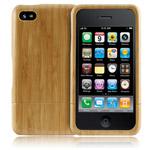 Чехол Bamboo Case для iPhone 4 из дерева