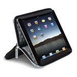 Чехол-сумка X-doria Sleeve Stand для Apple iPad 2/New iPad (черный)