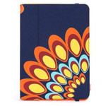Чехол X-doria SmartStyle case для Apple iPad Air (Flames, матерчатый)