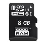 Флеш-карта GOODRAM microSDHC (8Gb, microSD, Class 10)