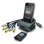 Dock-станция Dexim AV Dock Station для Apple iPhone 4/4S/3GS (AV-адаптер)