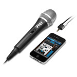Адаптер AmpliTube iRig Mic для Apple iPhone, iPad, iPod (с микрофоном)