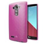 Чехол Yotrix UltrathinCase для LG G4 F500 (розовый, гелевый)