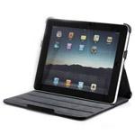 Чехол YooBao Magic case для Apple iPad (кожанный, черный)