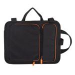 Сумка Moleskine Bag Organizer универсальная (черная, матерчатая, размер 10